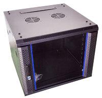 """Ver informacion sobre 12U Armario rack 19""""600x600x650mm"""