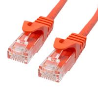 Ver informacion sobre Cat.6A UTP LSZH 100% CU, 26AWG, 0.5m, Rojo
