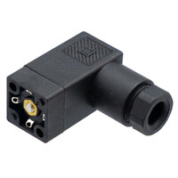 Ver informacion sobre Kit conector de válvula solenoide DIN 43650 C, Macho y Hembra