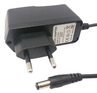 Ver informacion sobre ALIMENTADOR CONMUTADO 12V 0.5A, CONECTOR 5,5x2,1mm