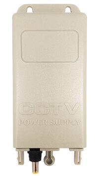 Ver informacion sobre CCTV  Fuente alim. 12V 1A para exterior