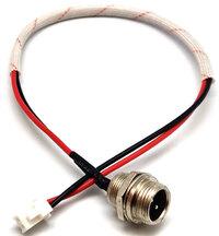 Ver informacion sobre Cable Alimentación Micro 12mm - connector 2 contactos