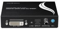 Ver informacion sobre Conversor HDMI a DVI + SPDIF + Audio
