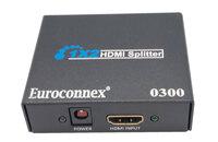 Ver informacion sobre DISTRIBUIDOR HDMI, 1 Entrada- 2 Salidas