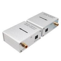 Ver informacion sobre Extensor de audio digital TOSLINK/SPDIF+COAXIAL por ethernet Cat5e/Cat6 hasta 100m con PoE