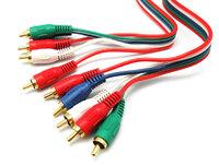 Ver informacion sobre RGB CABLE, 5xRCA MACHO- MACHO, 3m