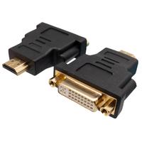 Ver informacion sobre HDMI MACHO - DVI-D HEMBRA