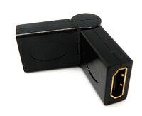 Ver informacion sobre HDMI HEMBRA-HEMBRA, ARTICULADO