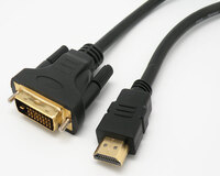 Ver informacion sobre HDMI 19P MACHO - DVI-D 18+1P MACHO, 1m