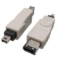 Ver informacion sobre IEEE 1394 4P. MACHO- 6P. MACHO