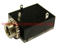 Ver informacion sobre 3.5mm ESTEREO CHASIS 3PINES