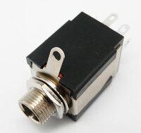 Ver informacion sobre 6.4mm Estereo Chasis Soldar c/cerrado