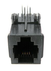 Ver informacion sobre Base PCB 6P4C, acodada