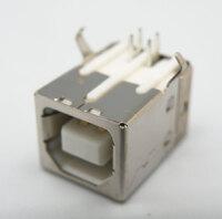 Ver informacion sobre USB tipo B Hembra, para placa, 90º