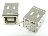 Ver informacion sobre USB tipo B para placa (SMD), recto.