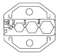 Ver informacion sobre HERRAMIENTA PROFESIONAL PARA CRIMPAR CATV F- RG 59 & 6