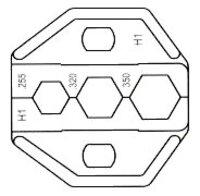 Ver informacion sobre HERRAMIENTA PROFESIONAL PARA CRIMPAR CATV F-RG 59,6