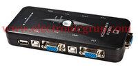 Ver informacion sobre Selector KVM  VGA+USB*4