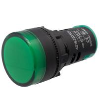 Ver informacion sobre Piloto LED industrial de 22mm, 220V Verde