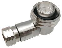 "Ver informacion sobre 90º DIN 7/16 Macho Clamp para 1/2"" Cable Flexible Coarrugado"
