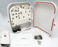 Ver informacion sobre Caja empalme y rep 8canales FO