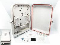 Ver informacion sobre Caja empal y dist 16canales FO