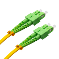 Ver informacion sobre Cable de fibra óptica SC/APC a SC/APC Monomodo Duplex, 3m