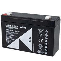 Battery 6V 12Ah HeyCar HA series