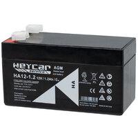 Ver informacion sobre Batería 12V 1,2Ah HeyCar serie HA 98x43x52 (L x W x H)