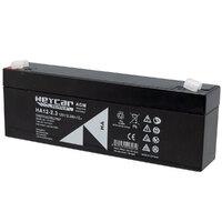 Ver informacion sobre Batería 12V 2,3Ah HeyCar serie HA 178x34x60 (L x W x H)