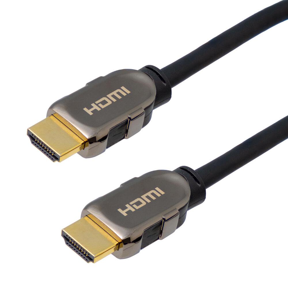HDMI 2.1 8K@60Hz PVC, 30AWG, 1m