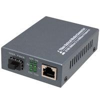 Convertidor de medios ópticos, módulo SFP a RJ45