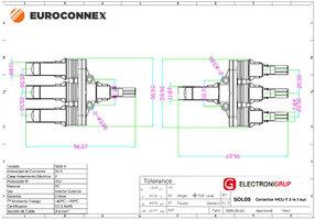 MC4 3/1 Multicontact