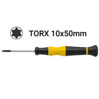 Destornillador Precision Torx T10x50mm