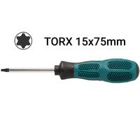 Ver informacion sobre Destornillador Pro-soft Torx T15x75mm